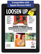 Robert Burridge's Loosen Up eWorkbook & Studio Notes