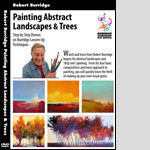 Painting Abstract Landscapes & Trees DVD