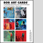 BobArt Cards - Roadside Attractions
