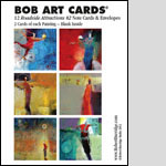 BobArt Cards - Roadside Attractions #2 (NEW)