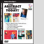 Start Abstract Painting Today! DVD