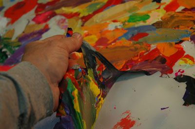 Robert Burridge Studio Artsyfartsy News July 2014