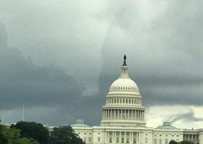 Clouds Capitol